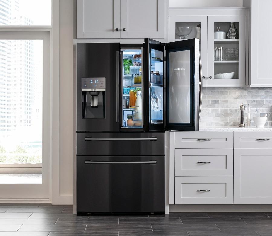 Samsung French Door Refrigerator at Best Buy