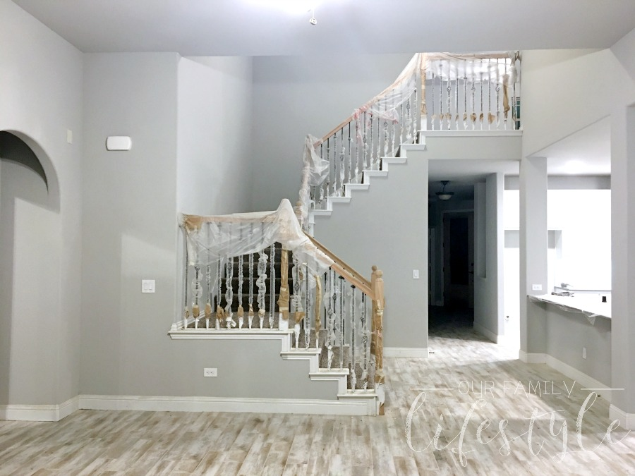 GUSNewHome stairway