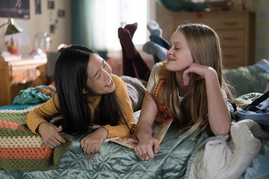 An American Girl Story – Ivy & Julie 1976: A Happy Balance