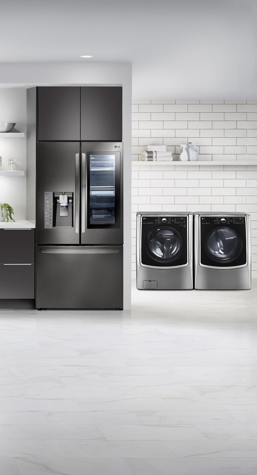LG contemporary kitchen