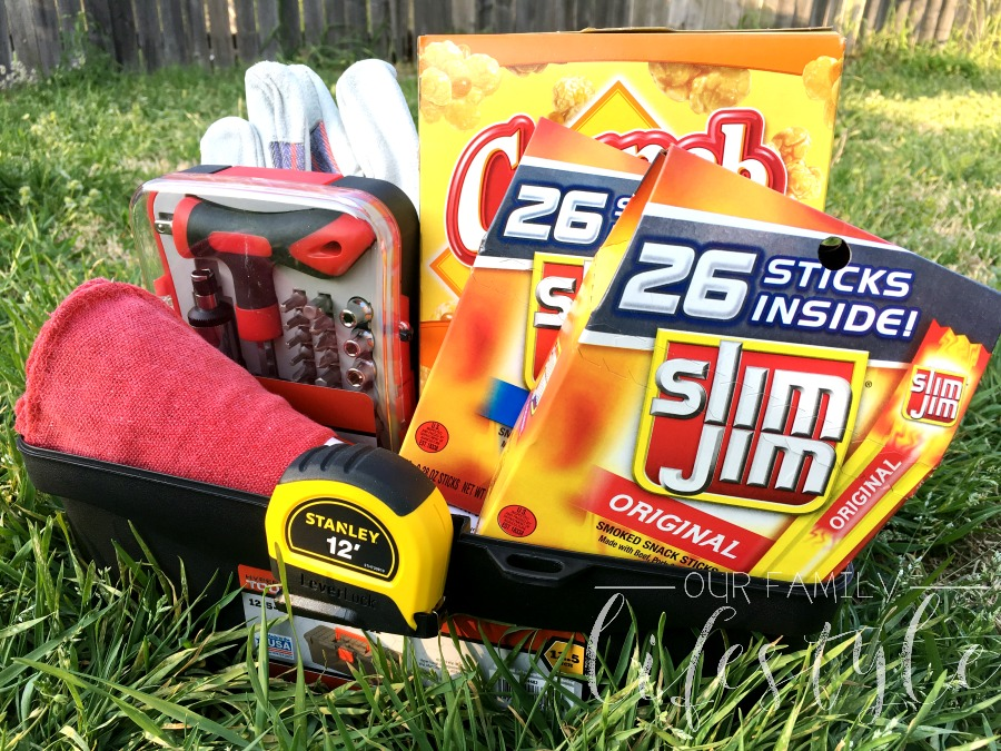 Slim Jim is Perfect Addition to Guy-Approved Bold Basket