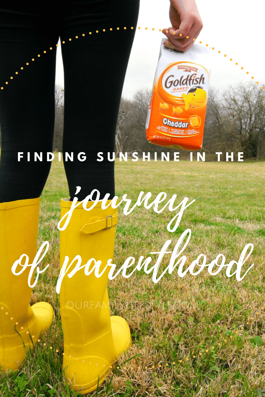 Finding Sunshine in the Journey of Parenthood