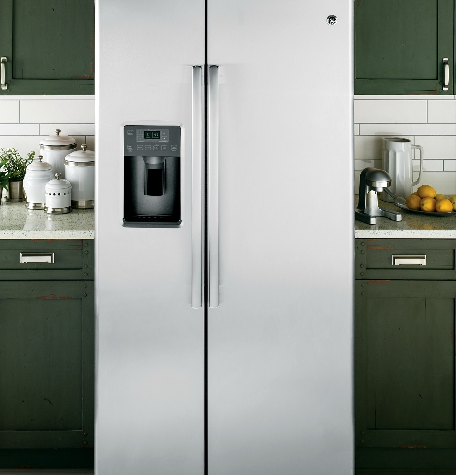 GE refrigerator - Best Buy