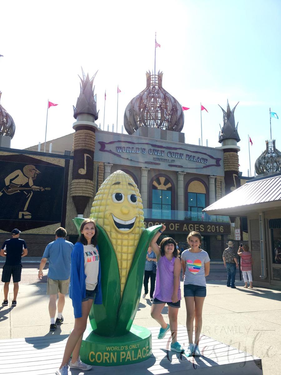 World's Only Corn Palace