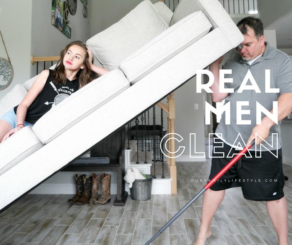 Real Men Clean :: Hero Clean