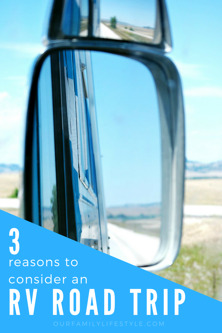 reasons to consider an RV road trip