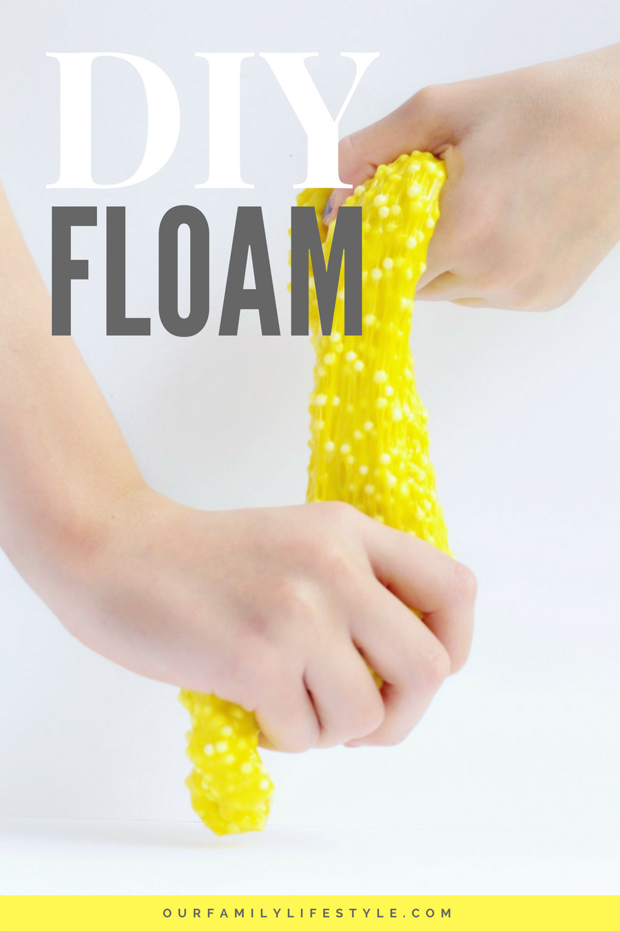 DIY floam