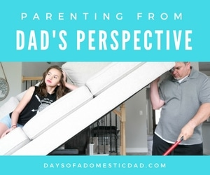 parenting from dad's perspective - DODD