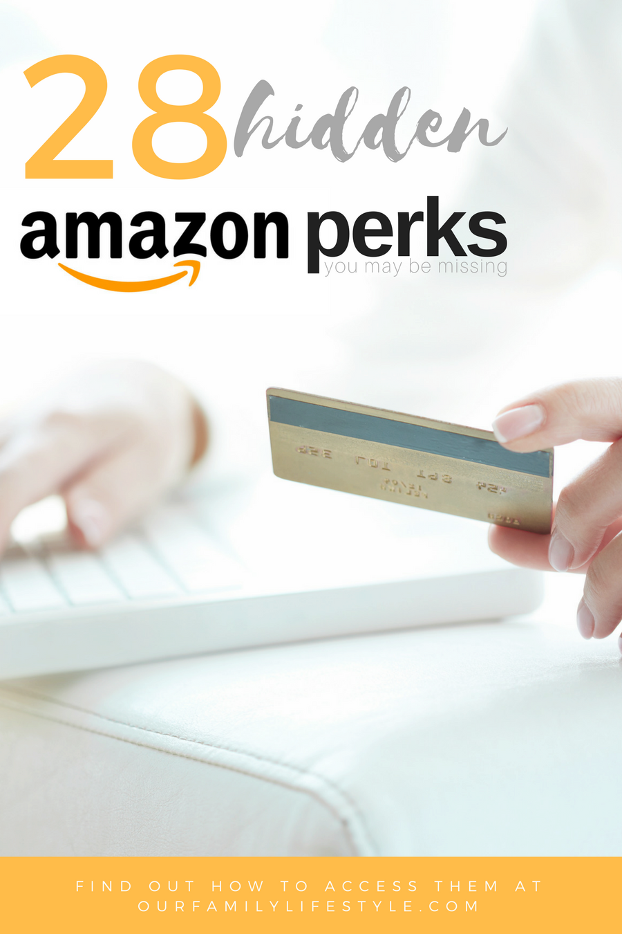 28 Hidden Amazon Perks You May Be Missing
