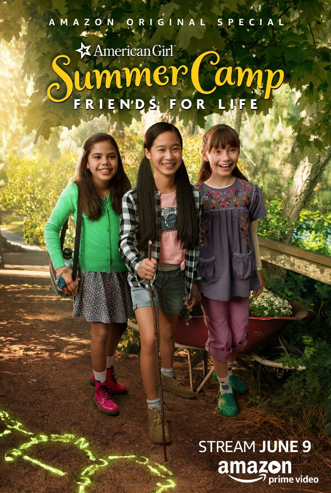 foto de An American Girl Story: Summer Camp Friends for Life