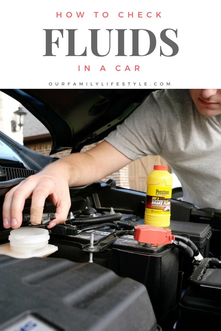 Teaching Millennials How To Check Fluids in a Car