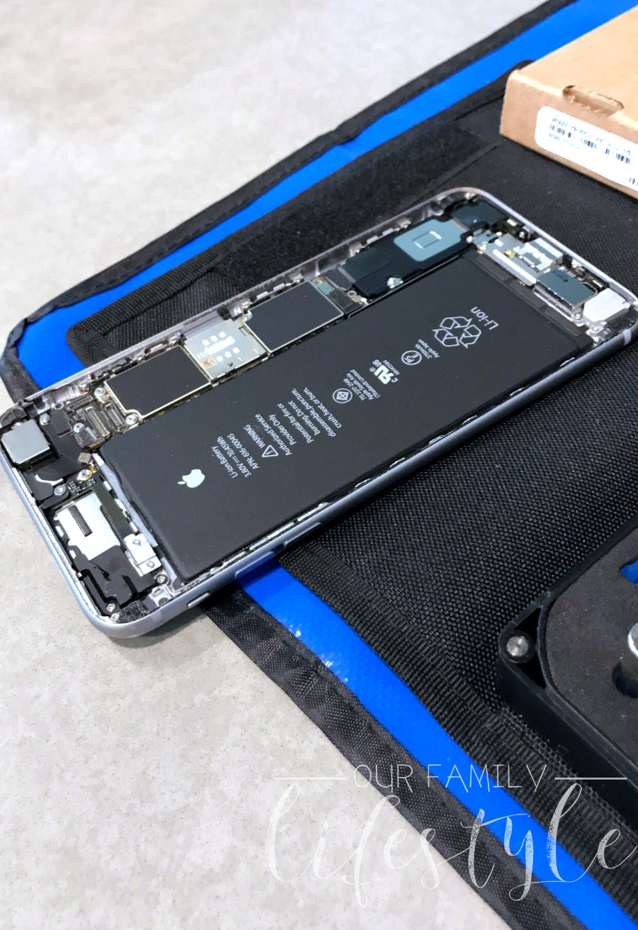 inside iPhone