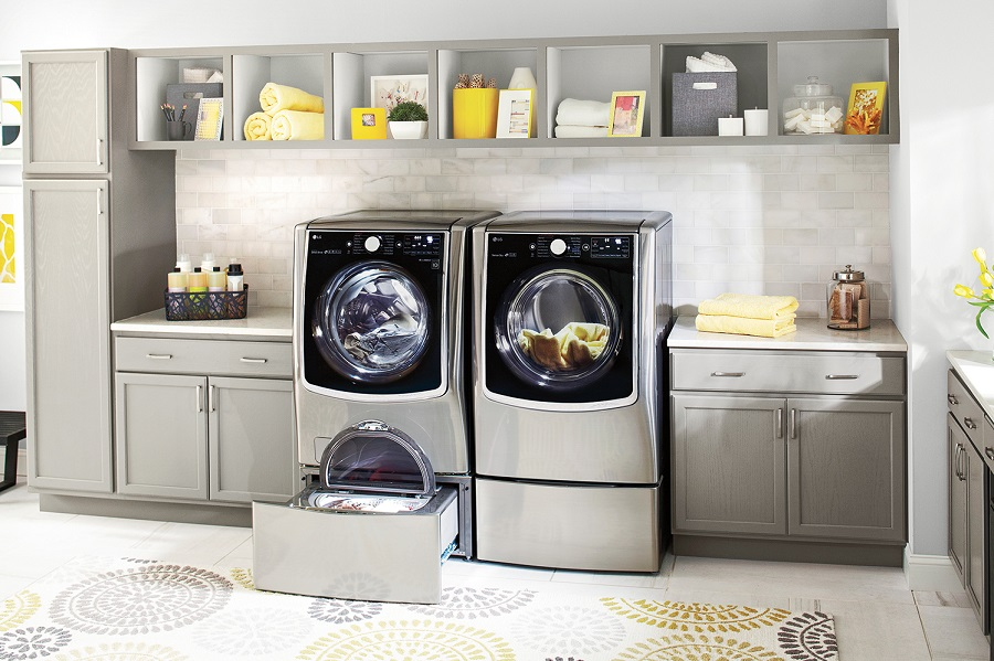 Benefits of Front-Load Washers from Best Buy