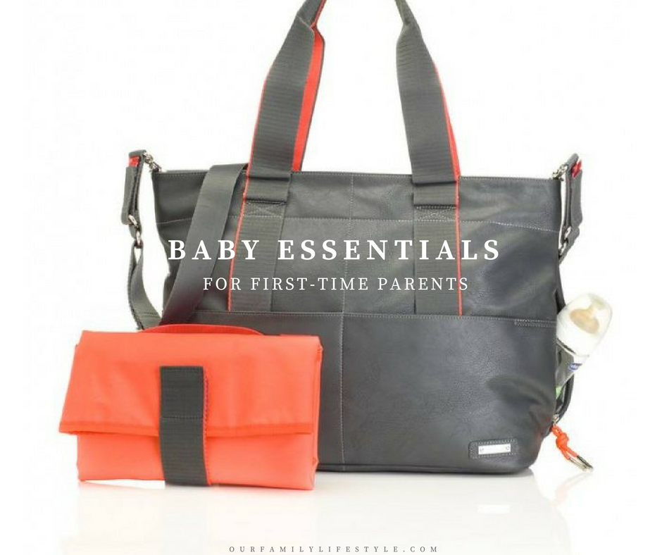 Baby Essentials for First-Time Parents