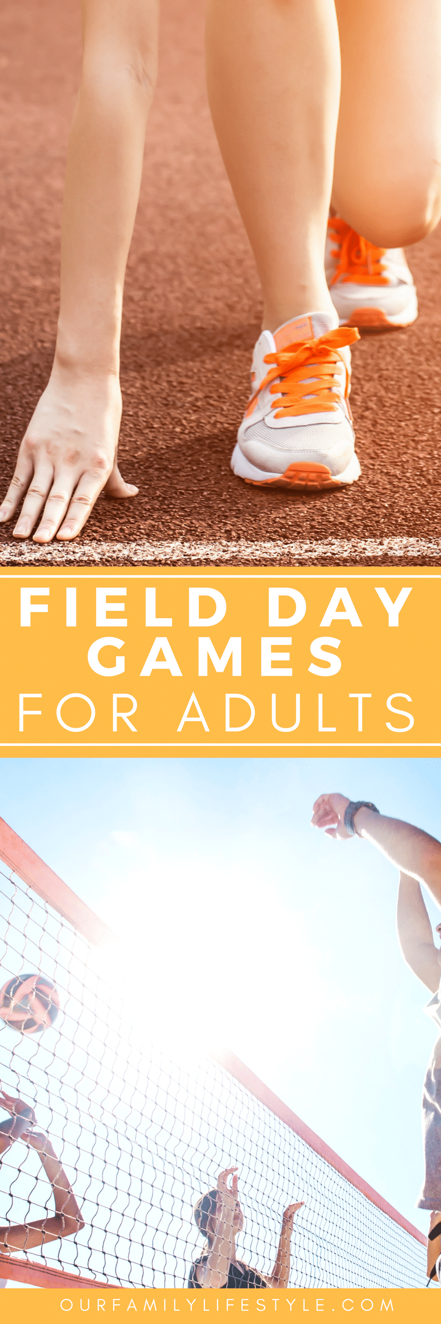 15 Field Day Games for Adults; because kids aren't the only ones who enjoy playing classic field day games and getting wet and running relays.