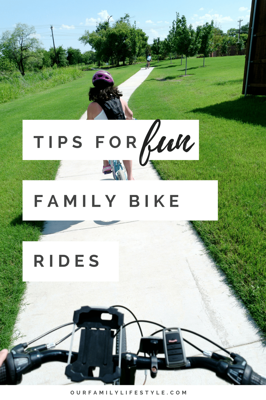 Tips for Fun Family Bike Rides