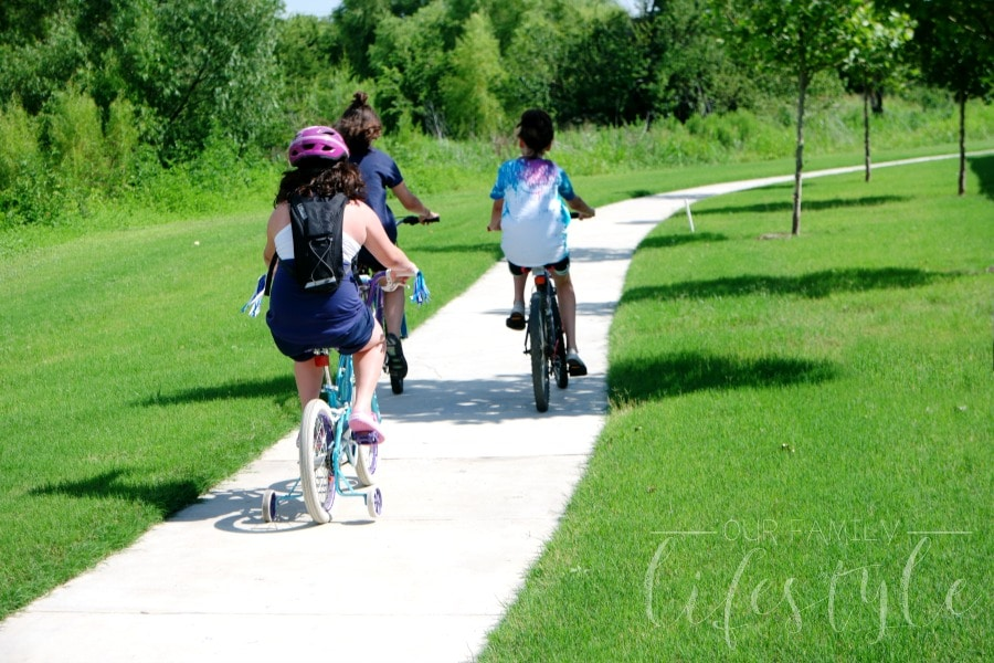 Tips for Fun Family Bike Rides