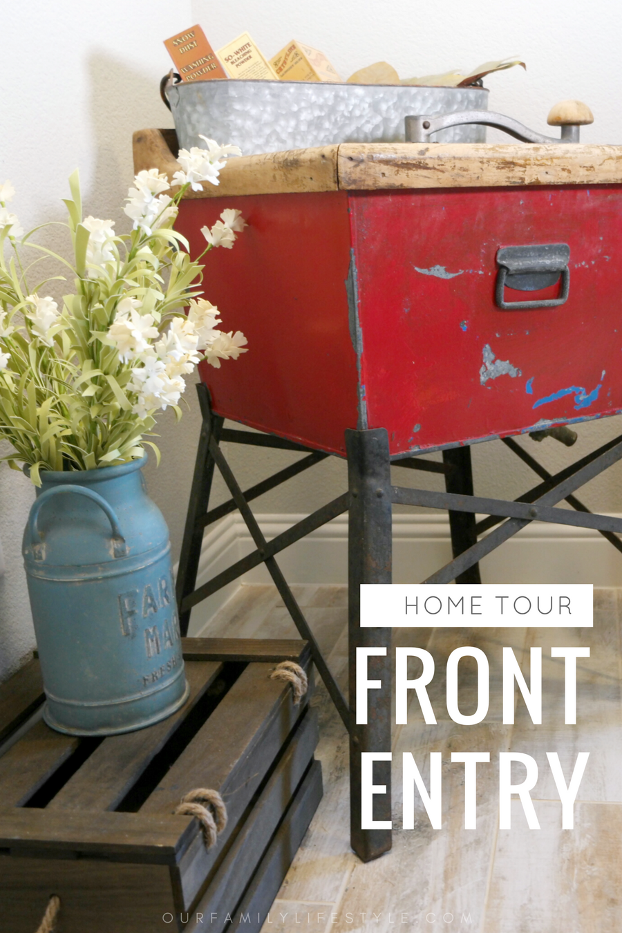 Home Tour :: Front Entry