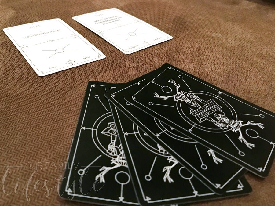 Deer Lord! social party game