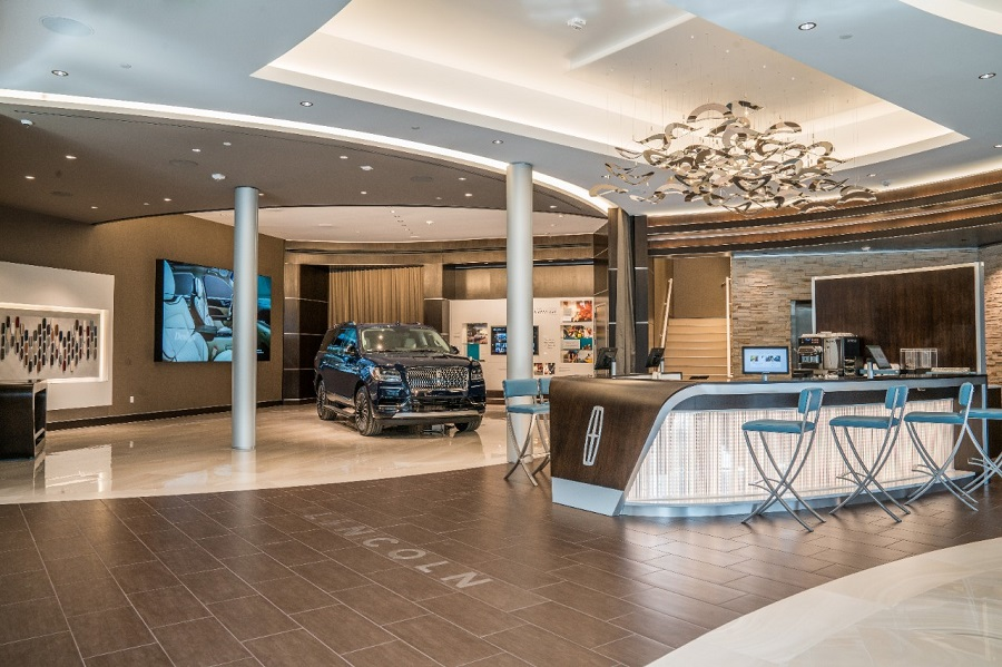 New Lincoln Experience Center in Frisco Focuses on Effortless Luxury