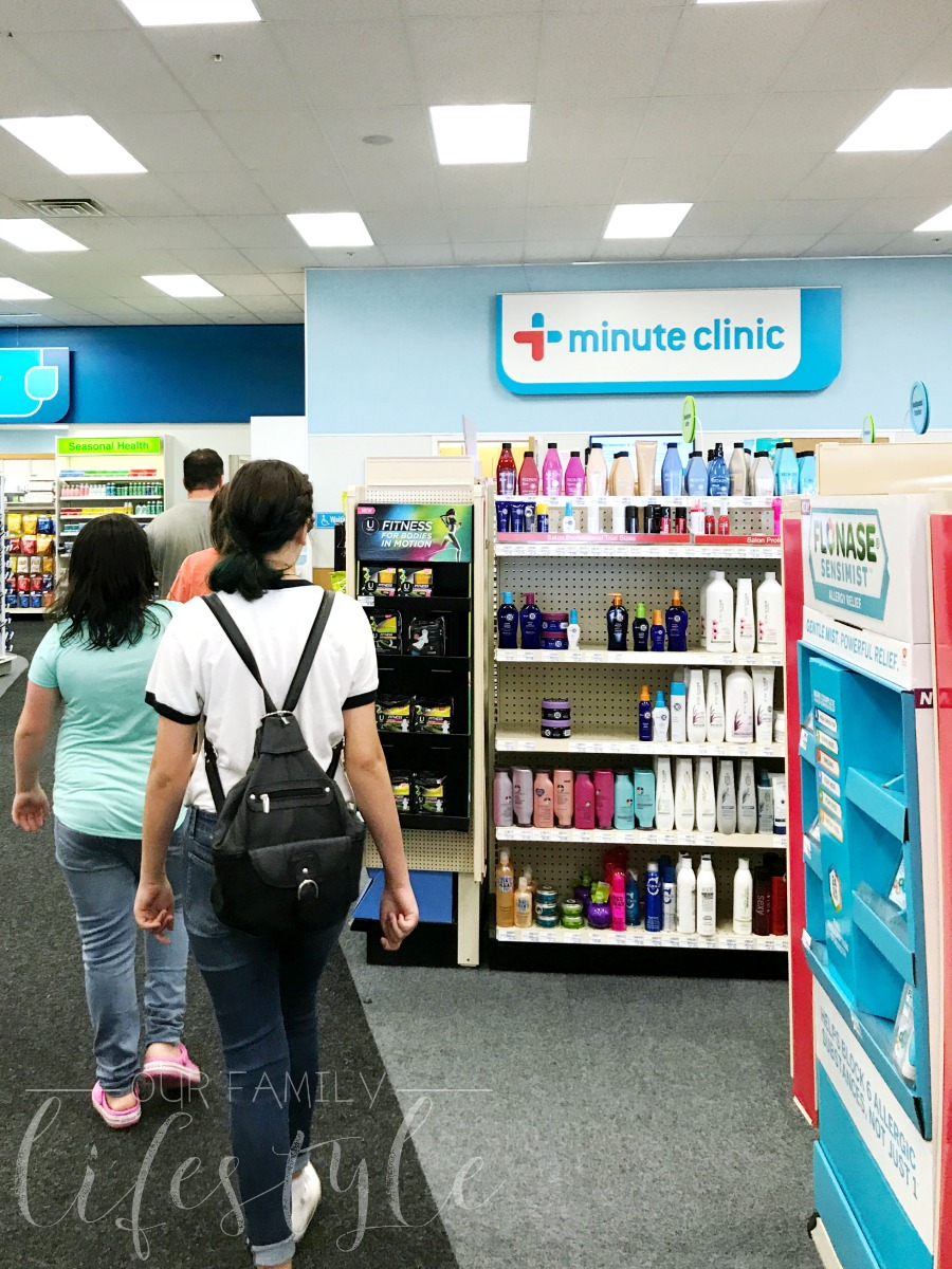 Back to School with CVS