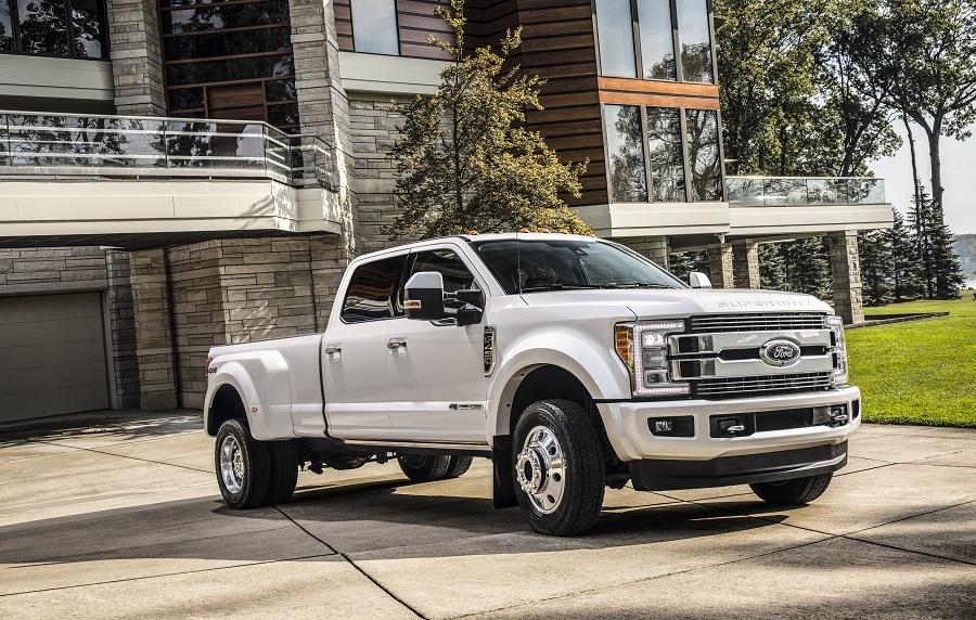 2018 Ford SuperDuty Limited