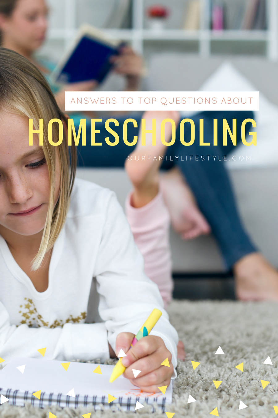 Answers to Top Questions About Homeschooling