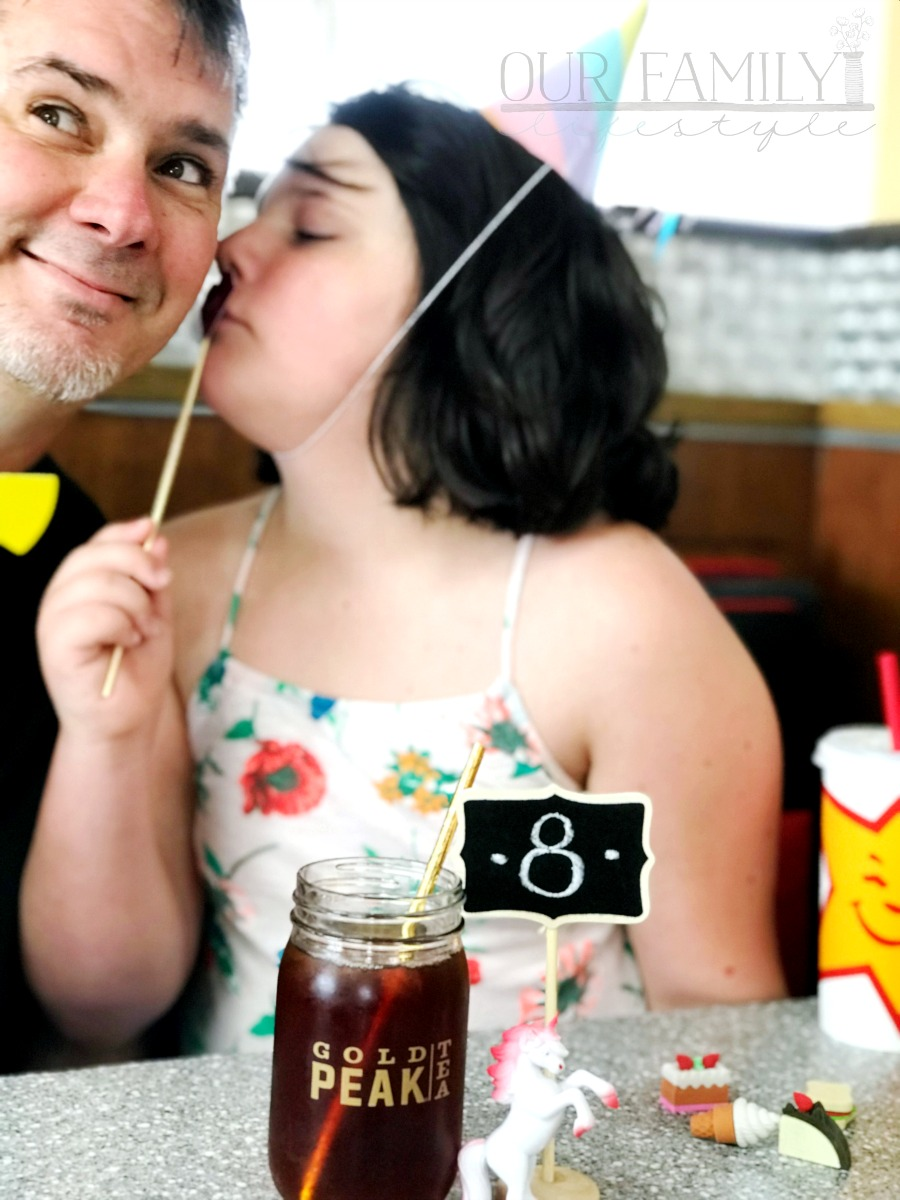 daddy daughter birthday fun