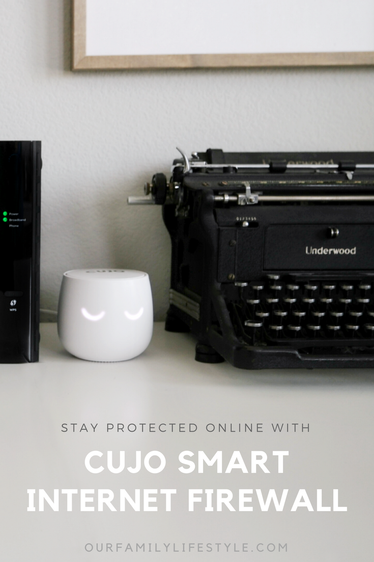 Stay Protected Online with CUJO Smart Internet Firewall