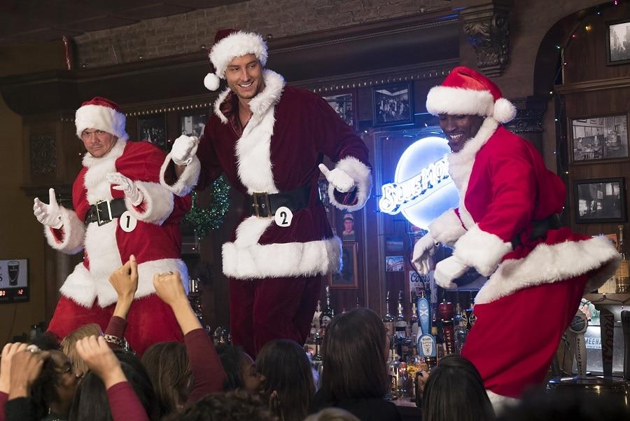 Bad Moms Christmas - Justin Hartley
