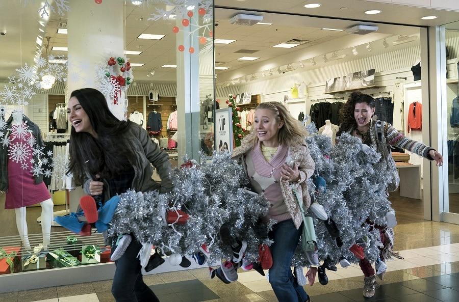 Bad Moms Christmas - Mila Kunis, Kristen Bell, Kathryn Hahn