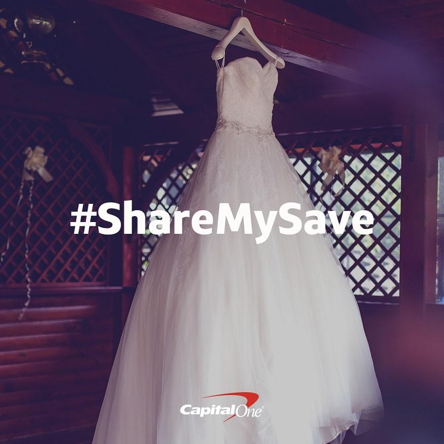 Capital One #ShareMySave