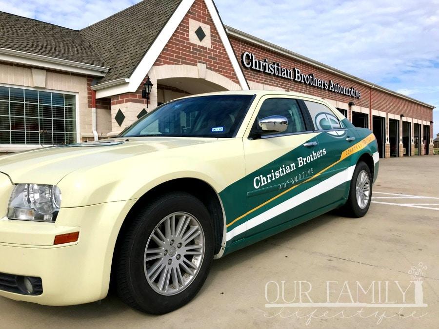 Christian Brothers Automotive Shuttle Service