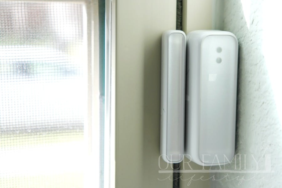 Hive window sensor