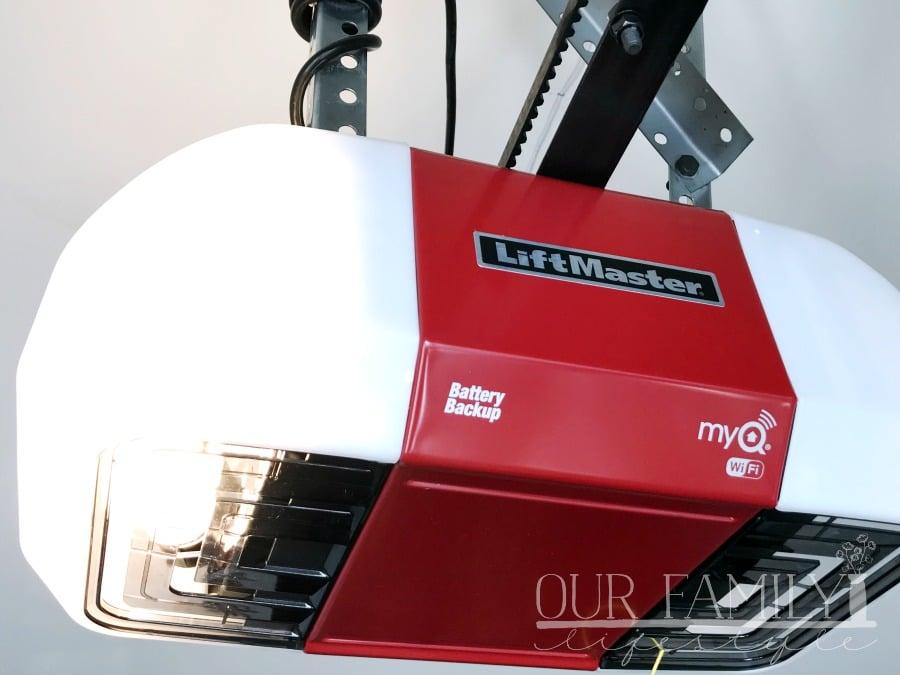 LiftMaster WiFi-Enabled Garage Door Opener