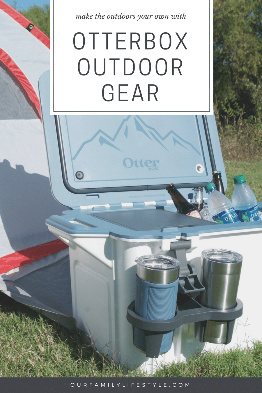 Make the Outdoors Your Own With OtterBox Outdoor Gear