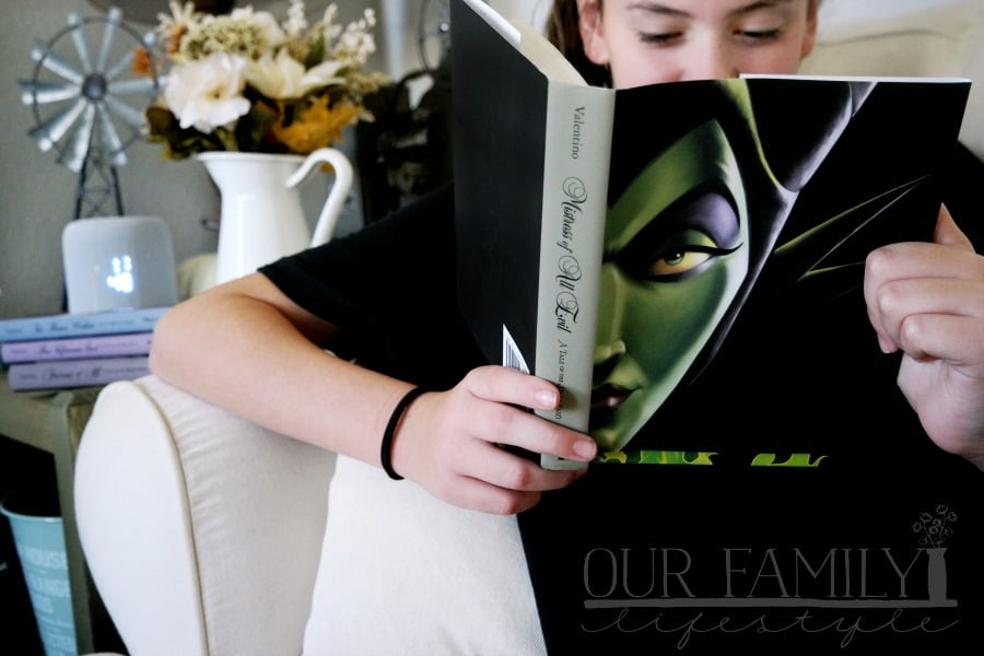 Mistress of All Evil YA book