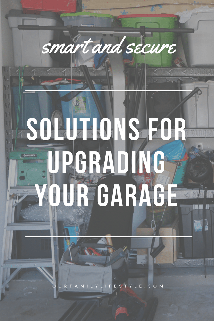 Smart and Secure Solutions for Upgrading Your Garage