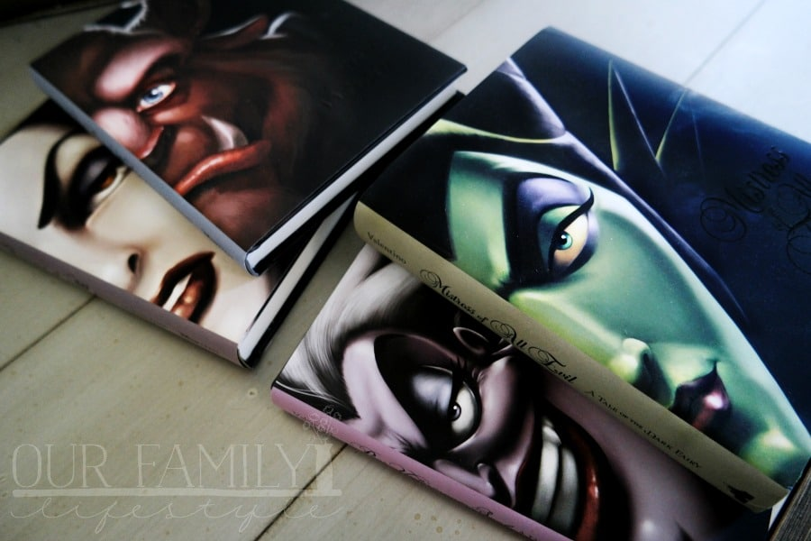 The Disney Villains series by Serena Valentino explores how the antagonists in Disney movies became some of storytelling's most iconic villains.