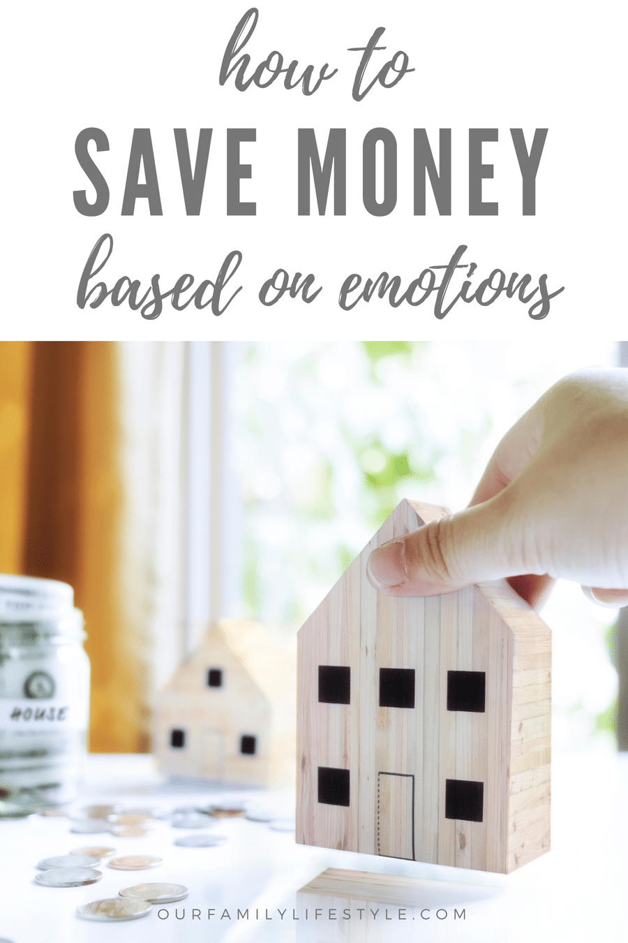 How to save money by harnessing positive emotions.