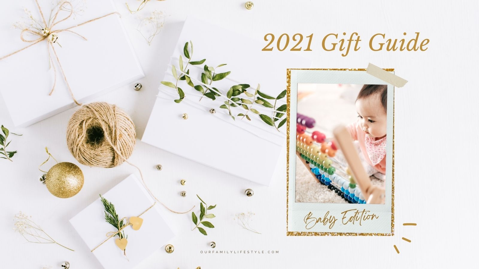 2021 Holiday Gift Guide: Great Gifts for Babies