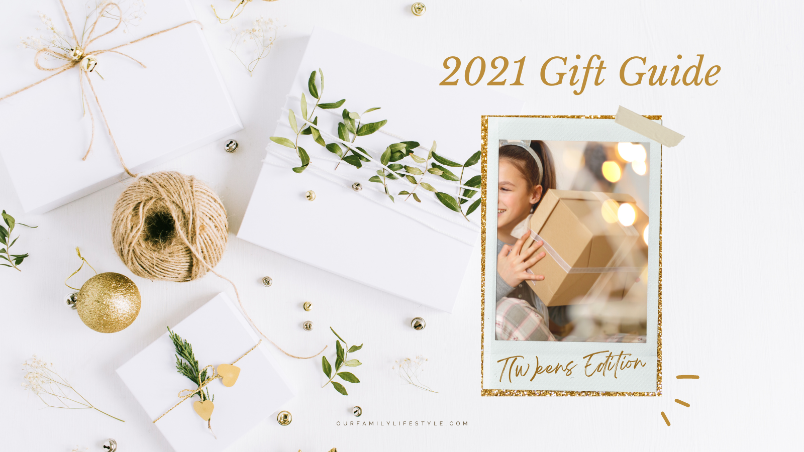 2021 Holiday Gift Guide: Great Gifts for Tweens and Teens