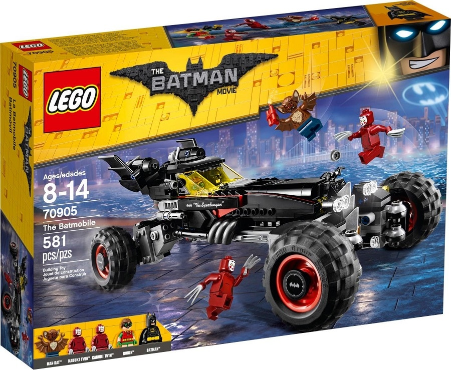 LEGO BatMan Movie playset