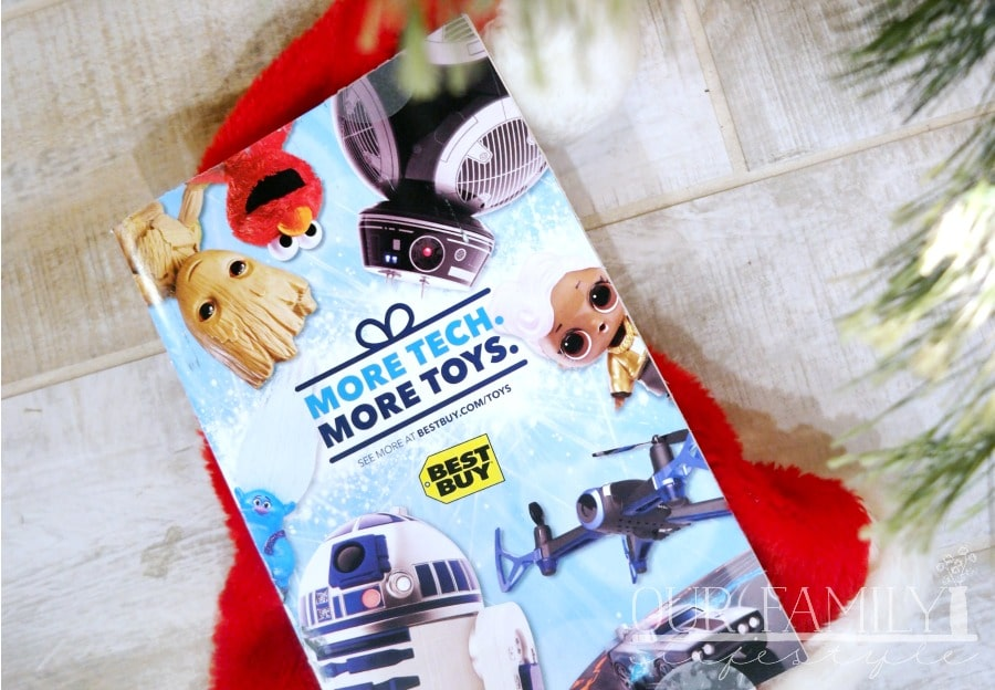 Best BuyHoliday Toy Catalog