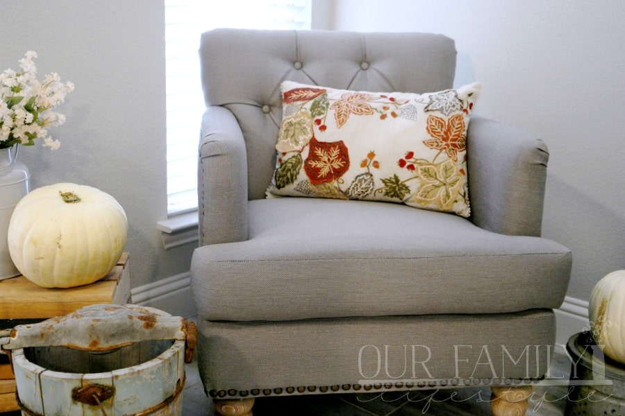 Pier 1 Imports - fall festival pillow