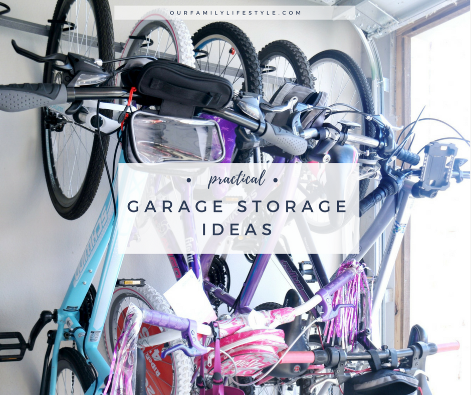 Practical Garage Storage Ideas