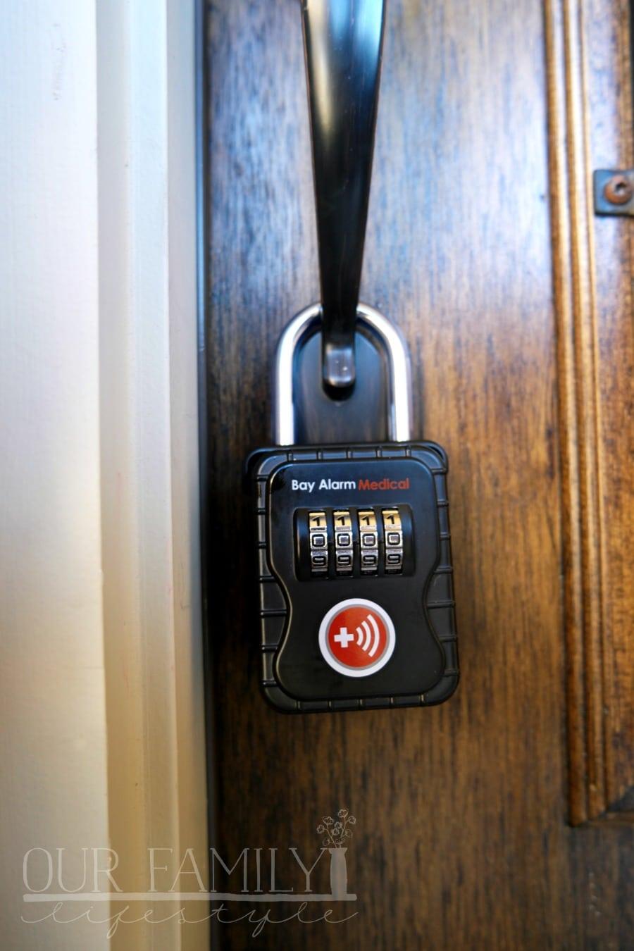 Bay Alarm Medical Emergency LockBox