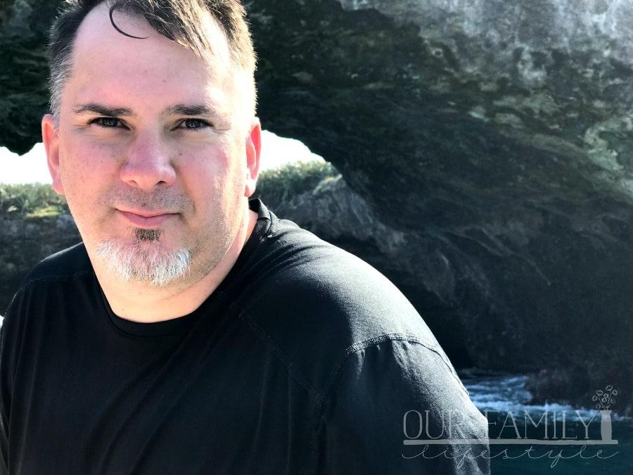 Colby at Marietas Islands