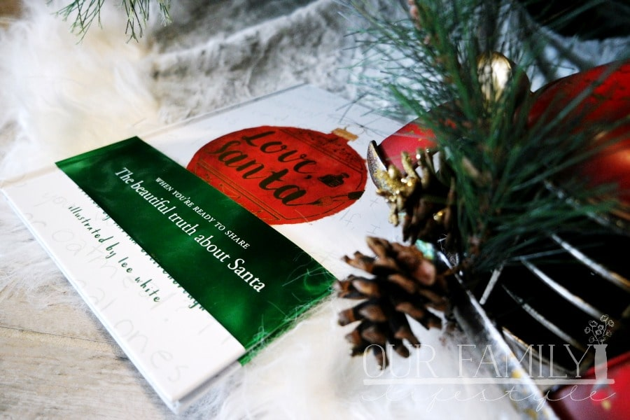 Love Santa byMartha Brokenbrough