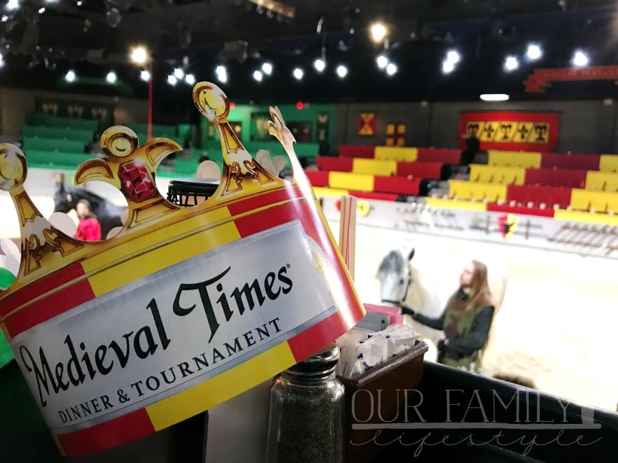 Medieval Times Dinner & Tournament Dallas